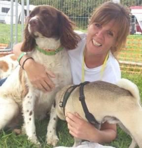 Aunty Muddy Muddy Puddles Dorset The Blandford Dog Walker