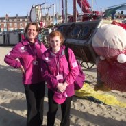 Olympic Ambassador for Weymouth July 2012